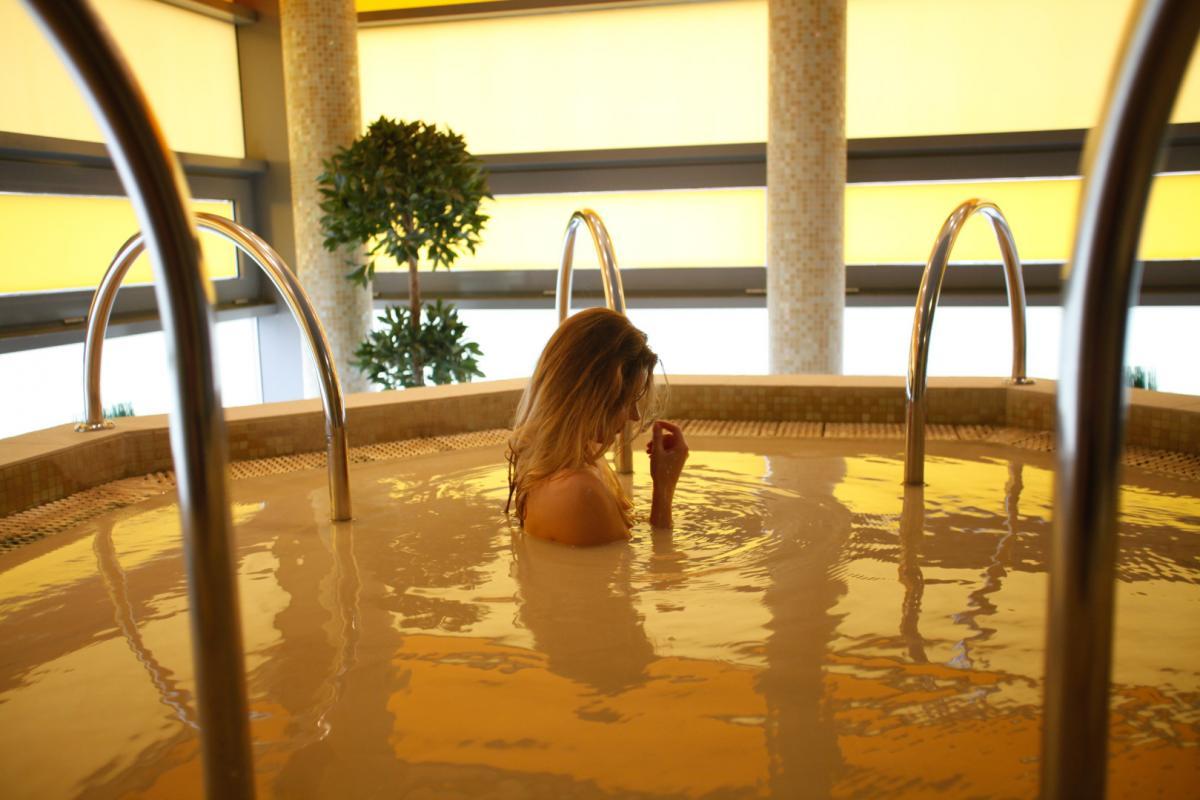 Kąpiele SPA