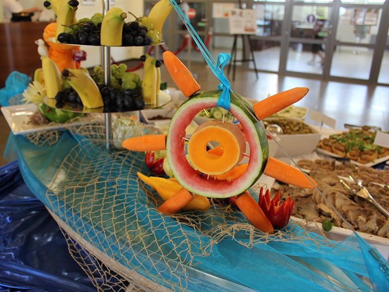 Smaki morza – fotorelacja z kolacji tematycznej