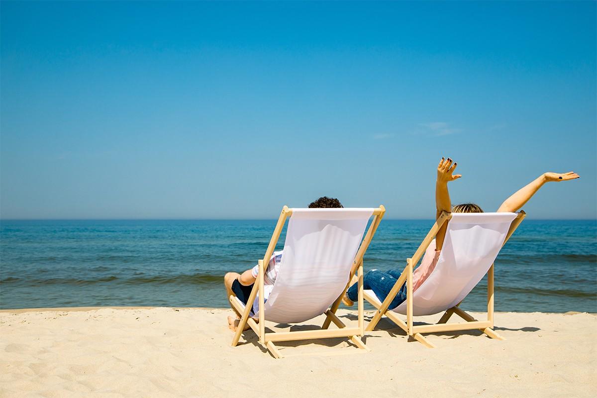 Wypożyczalnia sprzętu plażowego